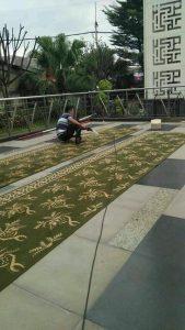 jasa cuci karpet di pinang tangerang